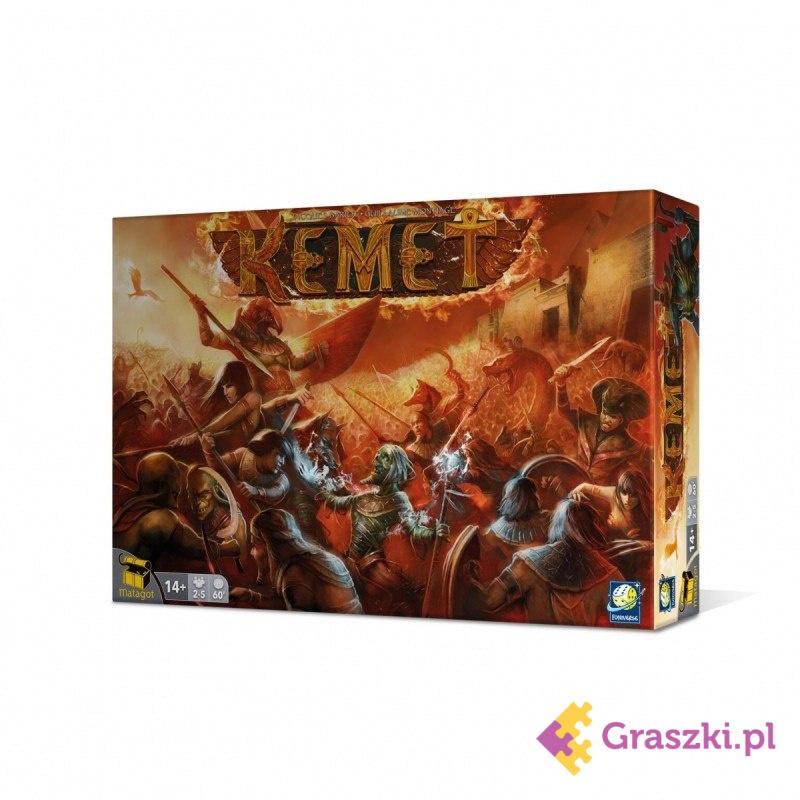Kemet | Funiverse // darmowa dostawa od 249.99 zł // wysyłka do 24 godzin! // odbiór osobisty w Opolu